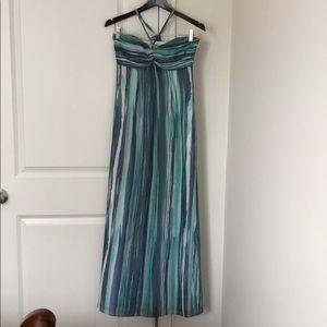 LC Lauren Conrad Maxi Formal Dress